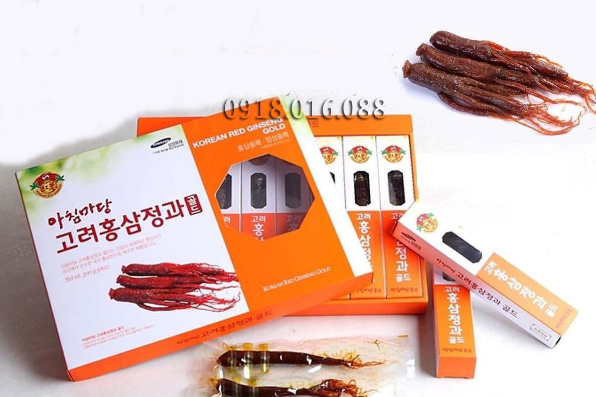 Bảng báo giá bán Hồng sâm ngâm mật ong Hàn Quốc - ĐẠI HỒNG PHÁT 0918.016.088